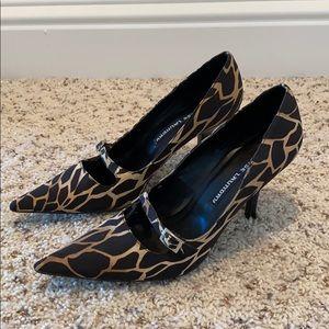 Chinese Laundry giraffe Doralya Pumps Heels 7.5